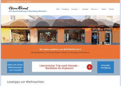 Buchhandlung Rüssel
